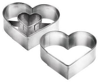 Tescoma Формочки для печенья с начинкой, сердце DELICIA 631190