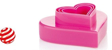 Tescoma Двухсторонние формочки сердечки DELICIA, 6 размеров 630862