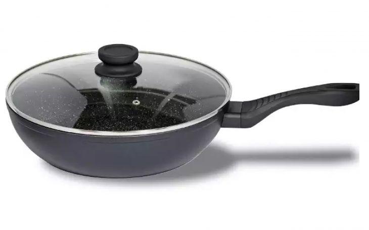 Сковорода-Вок HOFFMANN 28 см HM 3328