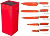 Satoshi подставка для ножей 10x10x22,5 см 838-005