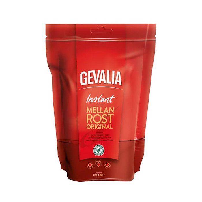 Gevalia кофе растворимый
