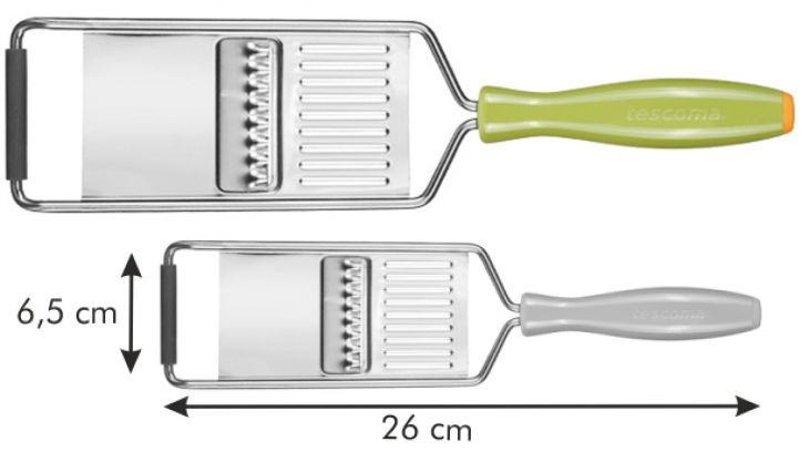 TESCOMA Терка для нарезки овощей решеточкой PRESTO CARVING 422054
