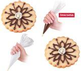 Мешочек для украшения блюд с мини насадкой DELICIA 30 см, 5 шт. 630473