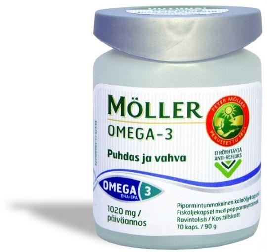 Möller Omega-3
