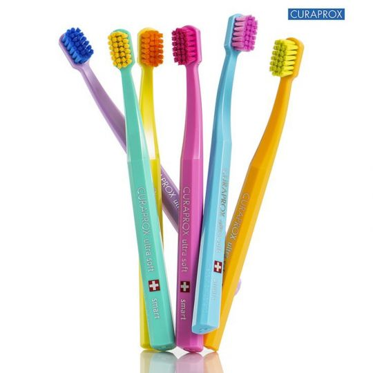 Curaprox 5460 Ultra Soft Зубная щетка