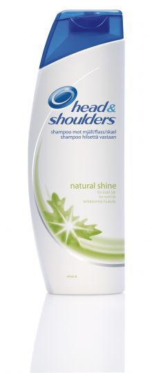 Шампунь Head&Shoulders 2 in 1 natural