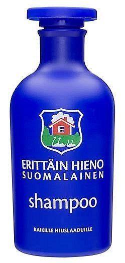 Шампунь Erittäin Hieno Suomalainen