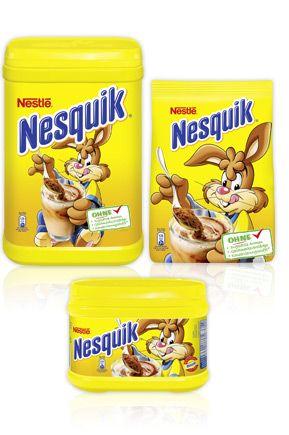 Nestle Nesquik какао