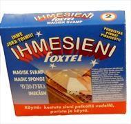 Чудо-губка Magisk Svamp IHMESIENI Foxtel